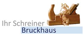 Ihr Schreiner Bruckhaus - Logo